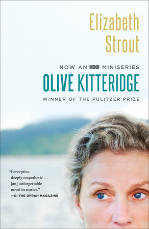 The cover of the book Olive Kitteridge
