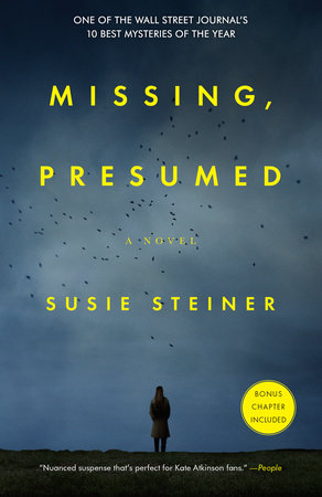 The cover of the book Missing, Presumed