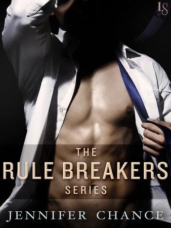 The Rule Breakers Series 4-Book Bundle