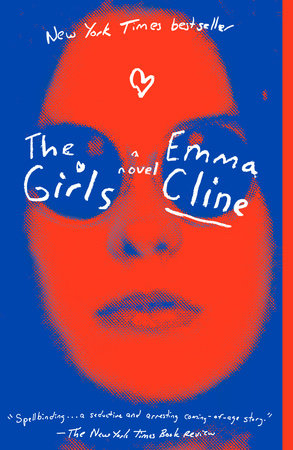 The cover of the book The Girls