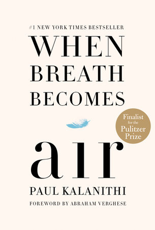 The cover of the book When Breath Becomes Air