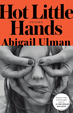 The cover of the book Hot Little Hands