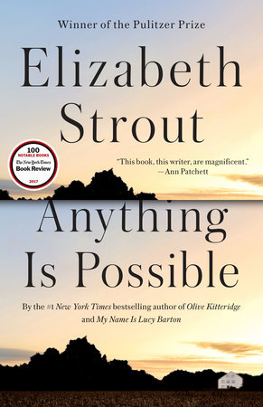 The cover of the book Anything Is Possible