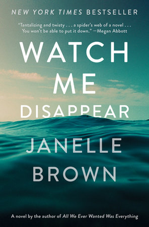 The cover of the book Watch Me Disappear