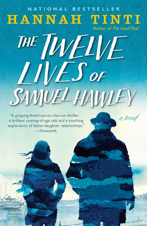 The cover of the book The Twelve Lives of Samuel Hawley