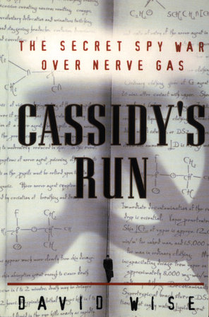 The cover of the book Cassidy's Run