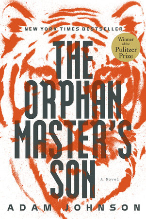 The Orphan Master's Son Book Cover Picture