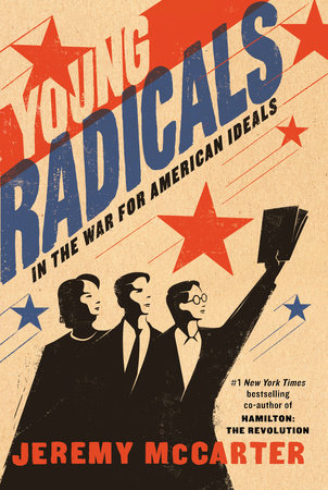 The cover of the book Young Radicals