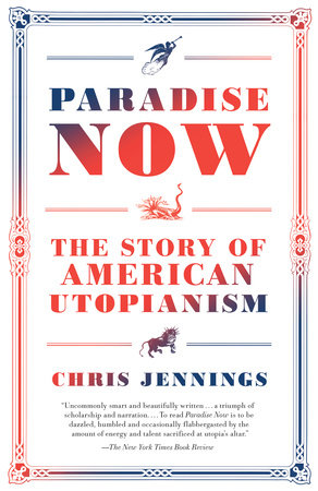 Paradise Now by Chris Jennings