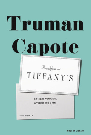 Breakfast at Tiffany's & Other Voices, Other Rooms Book Cover Picture