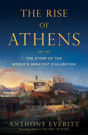 The cover of the book The Rise of Athens