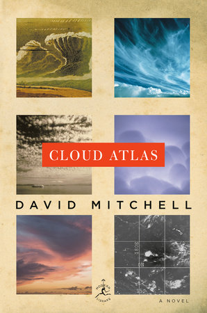 The cover of the book Cloud Atlas