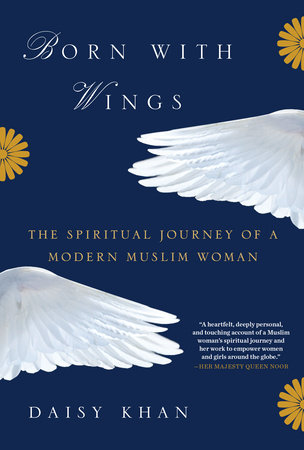 The cover of the book Born with Wings