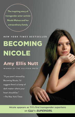Becoming Nicole Book Cover Picture