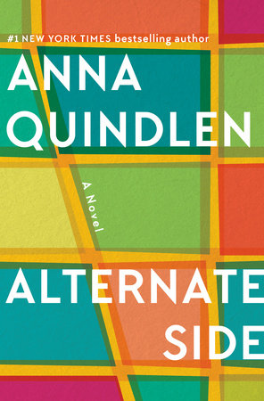 The cover of the book Alternate Side