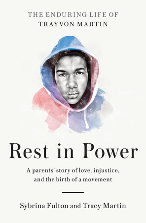 The cover of the book Rest in Power