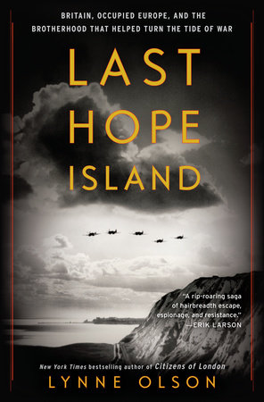 Last Hope Island by Lynne Olson