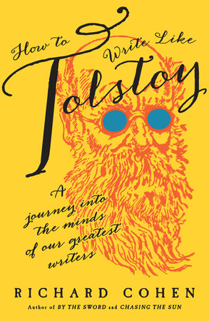 How to Write Like Tolstoy Book Cover Picture