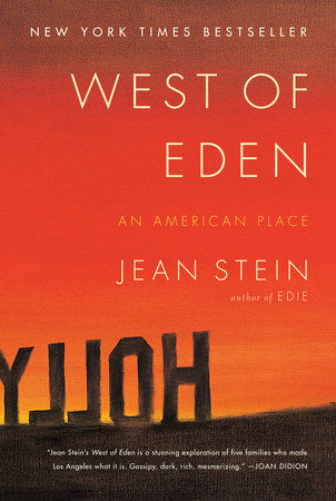 West of Eden Book Cover Picture