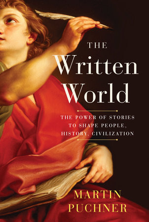 The cover of the book The Written World