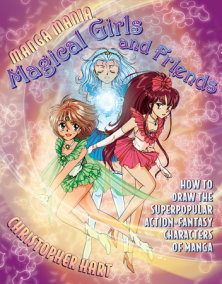 Manga Mania Magical Girls and Friends