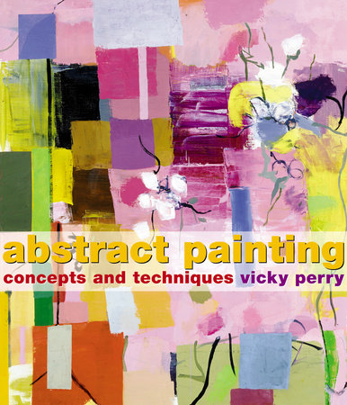 Abstract Painting by Vicky Perry
