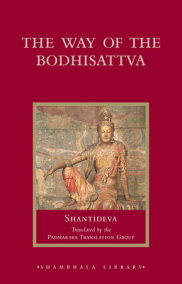 The Way of the Bodhisattva (Book and Audio-CD Set)