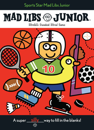 Sports Star Mad Libs Junior by Roger Price