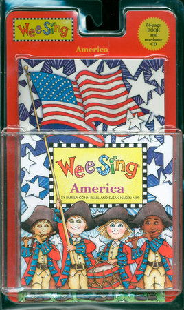 Wee Sing America (cassette) by Pamela Conn Beall and Susan Hagen Nipp