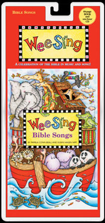 Wee Sing Bible Song Book by Pamela Conn Beall and Susan Hagen Nipp