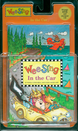 Wee Sing in the Car cassette by Pamela Conn Beall and Susan Hagen Nipp