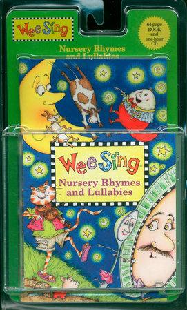 Wee Sing Nursery Rhymes and Lullabies book by Pamela Conn Beall and Susan Hagen Nipp
