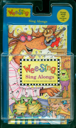 Wee Sing Sing Along book by Pamela Conn Beall and Susan Hagen Nipp