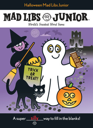 Halloween Mad Libs Junior by Roger Price and Leonard Stern