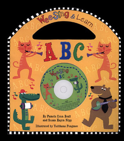 Wee Sing and Learn ABC by Pamela Conn Beall and Susan Hagen Nipp