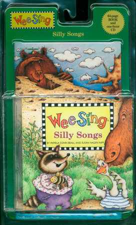 W/s Silly Songs Bk by Pamela Conn Beall and Susan Hagen Nipp