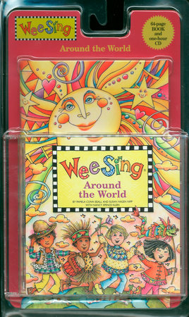 Wee Sing around the World cassette by Pamela Conn Beall and Susan Hagen Nipp