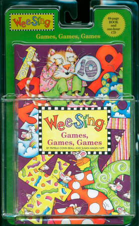 Wee Sing Games Games cassette by Pamela Conn Beall and Susan Hagen Nipp