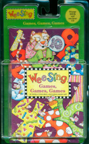 Wee Sing Games Games cassette