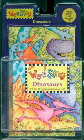 Wee Sing Dinosaurs book by Pamela Conn Beall and Susan Hagen Nipp