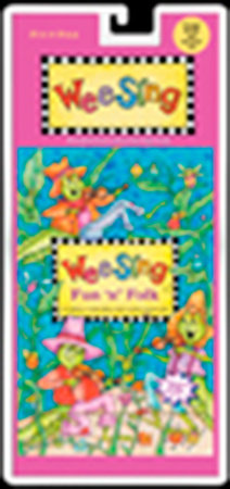 Wee Sing Fun 'n' Folk book by Pamela Conn Beall and Susan Hagen Nipp