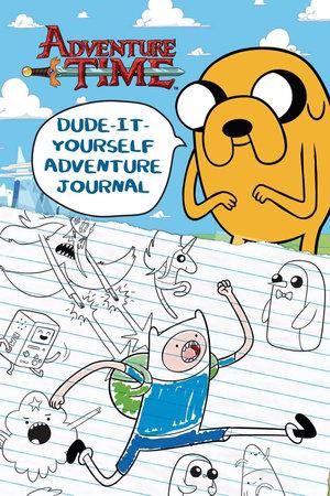 Dude-It-Yourself Adventure Journal by Kirsten Mayer