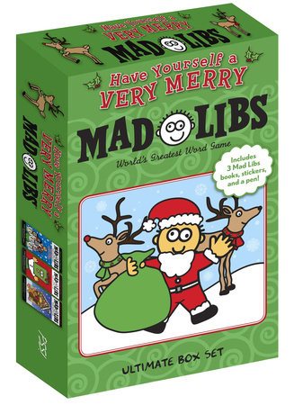 Have Yourself a Very Merry Mad Libs by