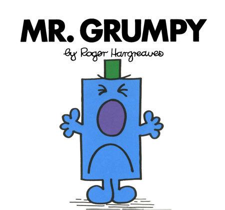 Mr Men Grumpy