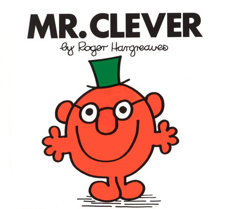 Mr Men Clever by Roger Hargreaves