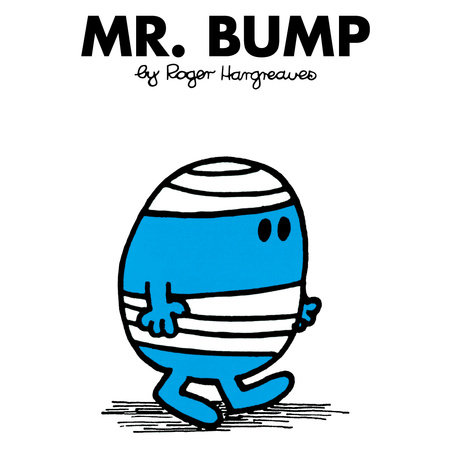 Mr Men Bump by Roger Hargreaves