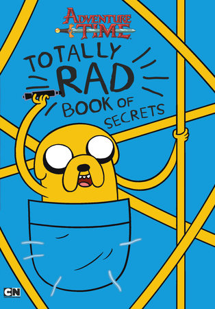 Totally Rad Book of Secrets by Price Stern Sloan