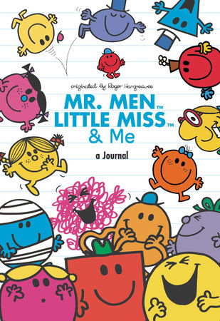 Mr. Men, Little Miss, and Me by Rebecca McCarthy