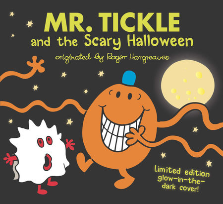 Mr. Tickle and the Scary Halloween by Adam Hargreaves and Roger Hargreaves