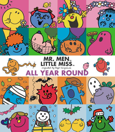 Mr. Men Little Miss All Year Round by Lexi Ryals
